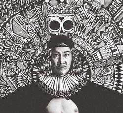Keita The Newest 3rd Album 「裸の王様」ジャケット画像